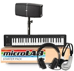 KORG microLAB - 15+1 Stations - 49 Keys