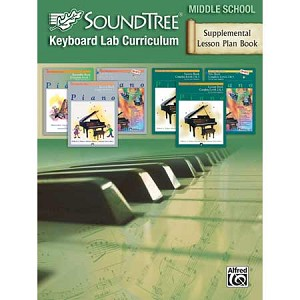 SoundTree Keyboard Lab Curriculum: Middle School Package