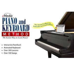 eMedia Piano and Keyboard Method Site License