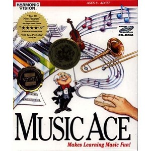 Music Ace by Harmonic Vision