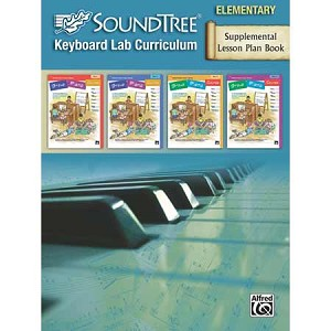 SoundTree Elementary Keyboard Lab Curriculum - Student Book