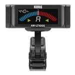 Korg AW-LT100 G - Clip-on Guitar Tuner