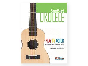 Smart Start Ukulele Method Book