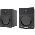 Samson MediaOne BT4 - Active Studio Monitors with Bluetooth